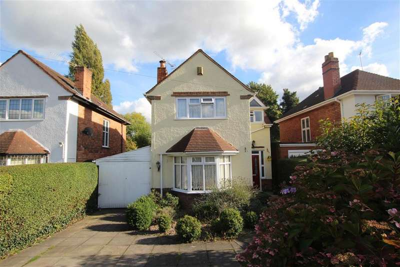 3 Bedrooms Detached House for sale in Orchard Road, Erdington, Birmingham, B24 9JF