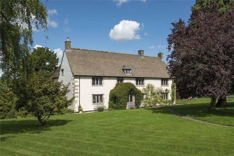 5 Bedrooms Detached House for sale in King Lane, Horton, Gloucestershire