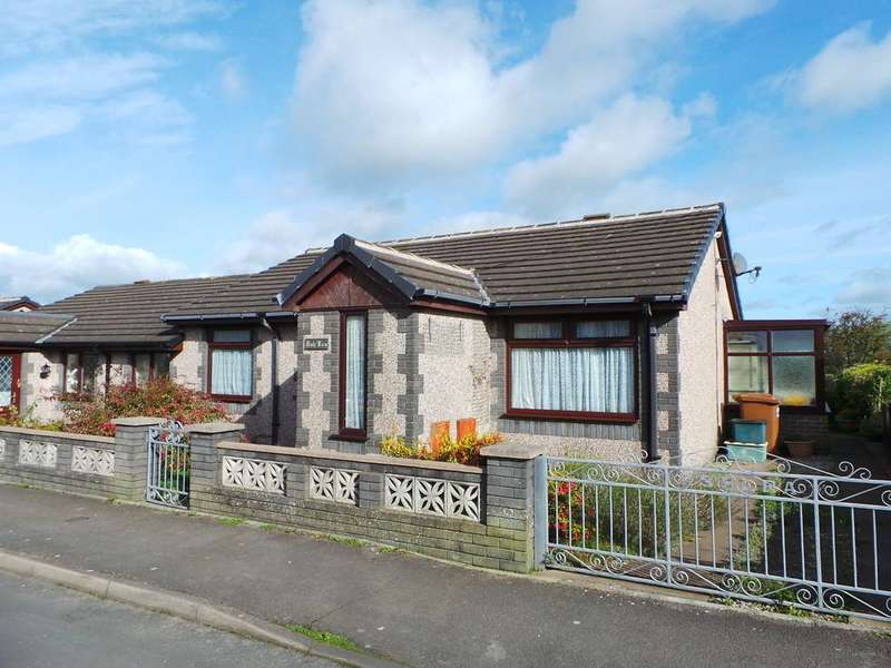 3 Bedrooms Semi Detached Bungalow for sale in Estuary Park, Askam-in-Furness LA16 7JA