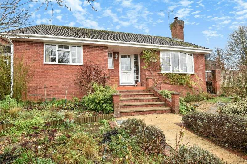 2 Bedrooms Detached Bungalow for sale in Kings Worthy, Winchester, Hampshire