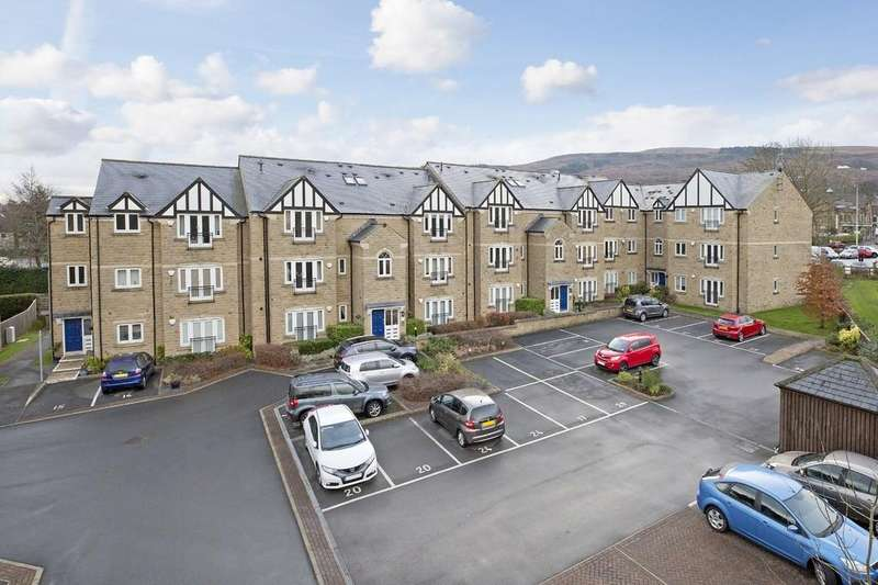 2 Bedrooms Apartment Flat for sale in All Saints Court, Ilkley