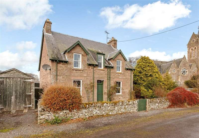 4 Bedrooms Detached House for sale in Balcraig, Kirkton Road, Newtyle, Angus