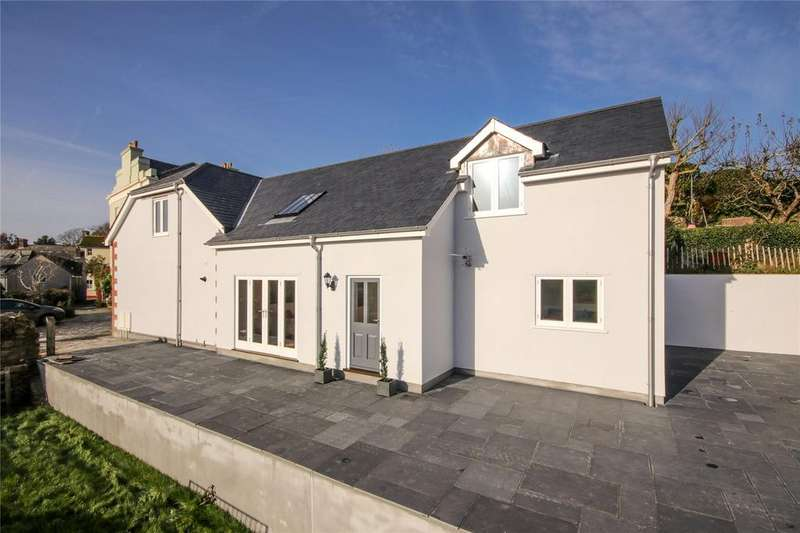 4 Bedrooms Detached House for sale in Brownston Street, Modbury, Ivybridge, PL21