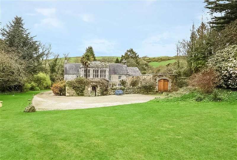 3 Bedrooms Detached House for sale in Colan, Newquay, Cornwall, TR8
