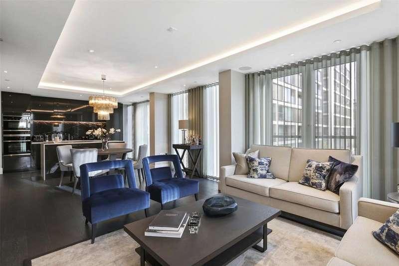 2 Bedrooms Flat for sale in Edward House, 2 Radnor Terrace, London, W14
