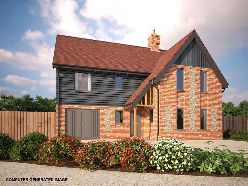 5 Bedrooms Detached House for sale in Church Road, Wretham