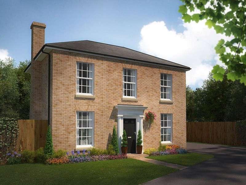 4 Bedrooms Detached House for sale in Plot 186, St George's Park, George Lane, Loddon, Norwich, NR14