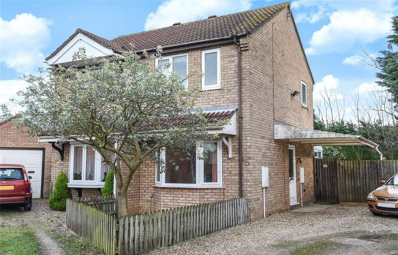 2 Bedrooms Semi Detached House for sale in Larkspur Croft, Boston, PE21