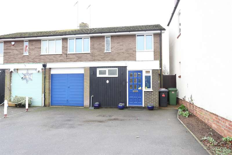 4 Bedrooms Semi Detached House for sale in Main Road, Wilby