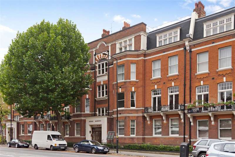 4 Bedrooms Flat for sale in Avenue Mansions, London, NW3
