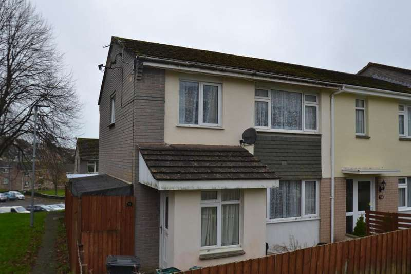 3 Bedrooms Semi Detached House for sale in Gorwell Road, Barnstaple