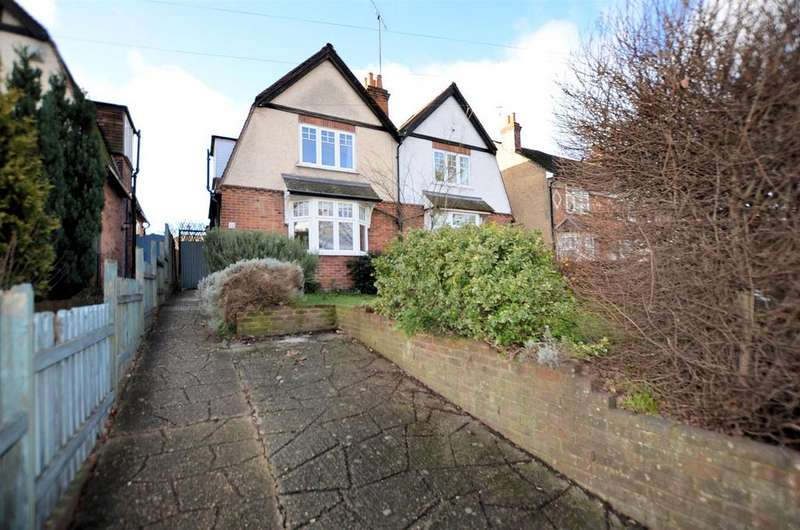 3 Bedrooms Semi Detached House for sale in Water Road, Reading