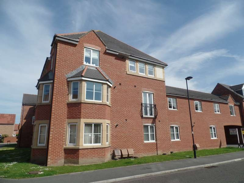2 Bedrooms Flat for rent in Cloverfield, Northumberland Park, NE27 0BE