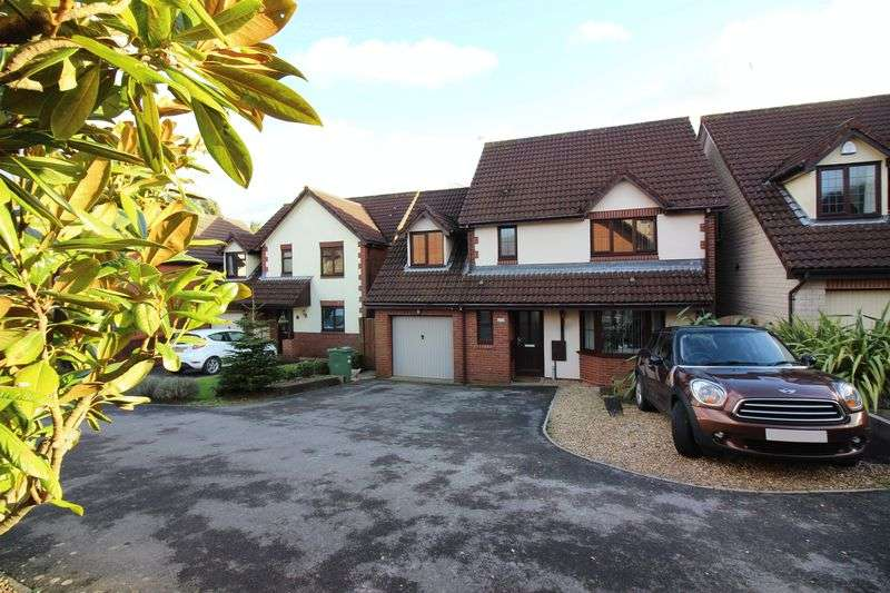 4 Bedrooms Property for sale in Brock End, Portishead