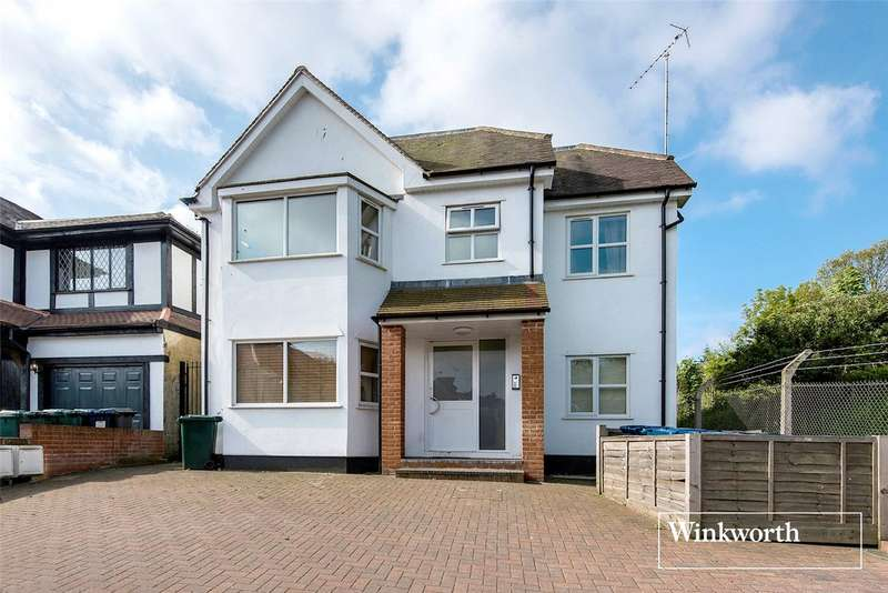 2 Bedrooms Flat for sale in Argyle Road, North Finchley, London, N12