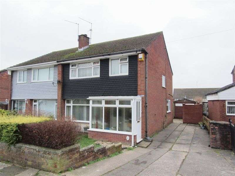 Property for sale in Barnwood Crescent Michaelston Cardiff CF5 4TA