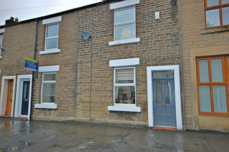 2 Bedrooms Property for sale in High Street West, Glossop