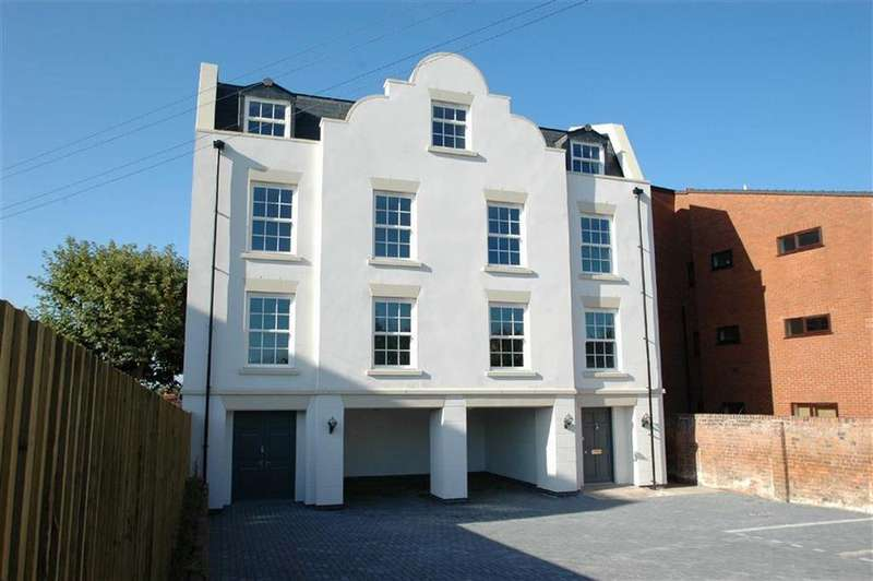 2 Bedrooms Apartment Flat for sale in Bridgewater House, Cambrian View, Chester
