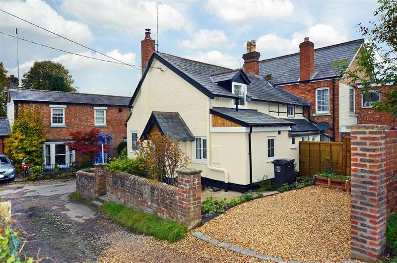 2 Bedrooms End Of Terrace House for sale in 58 High Street, Pewsey