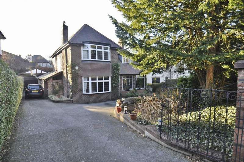 4 Bedrooms Detached House for sale in Carr Wood Road, Bramhall