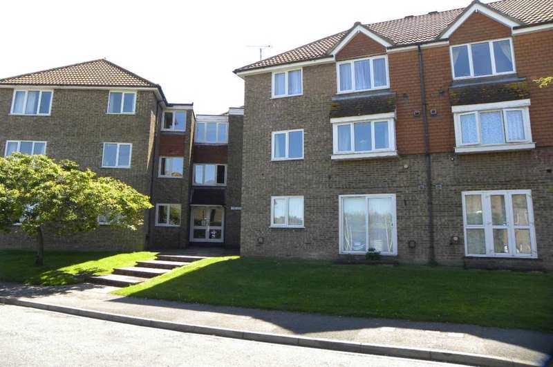 1 Bedroom Flat for sale in Abbey Mews, Dunstable