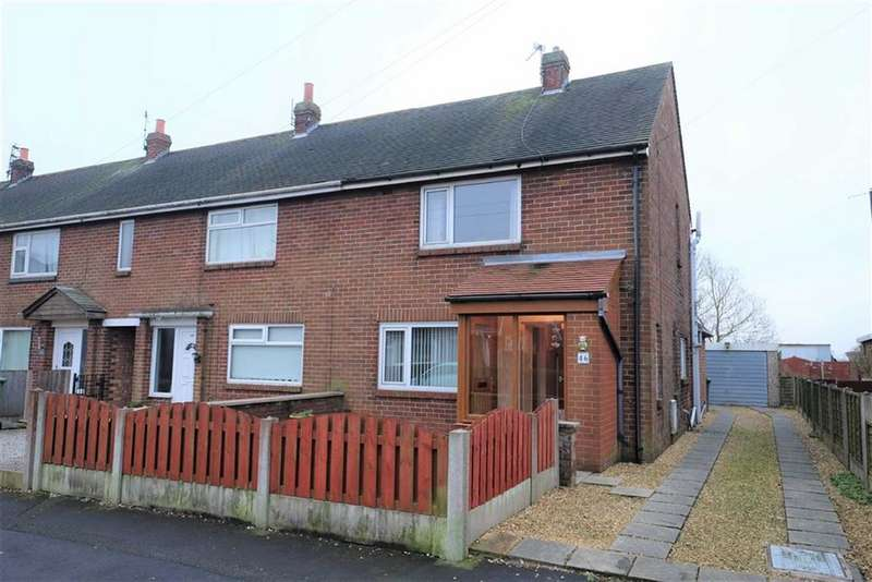 2 Bedrooms End Of Terrace House for sale in Green Lane, Freckleton