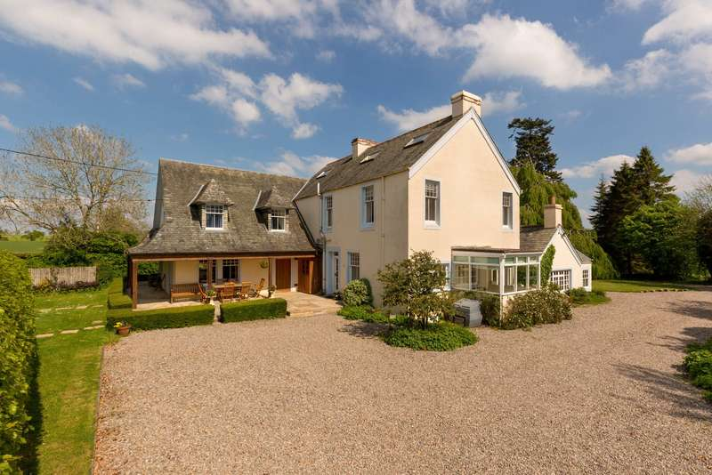 6 Bedrooms Detached House for sale in Lawmuir House, Methven, Perth, Perth & Kinross, PH1