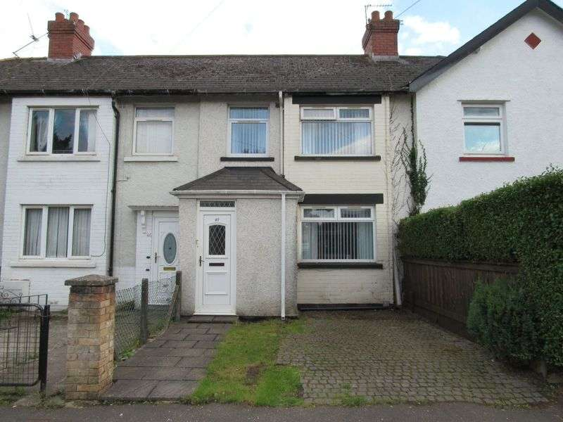 Property for sale in Cambria Road Ely Cardiff CF5 4PE