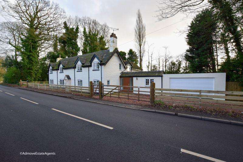 4 Bedrooms Detached House for sale in Tawny House, Lymm