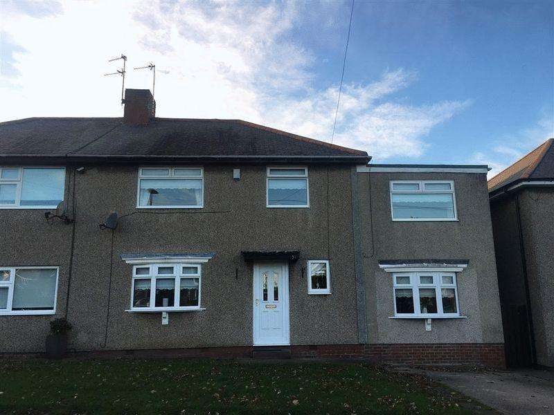 5 Bedrooms Semi Detached House for sale in Mayfield Avenue, Cramlington