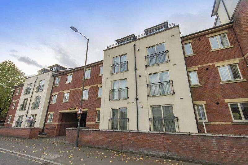 2 Bedrooms Apartment Flat for sale in Ashbourne Road, Derby