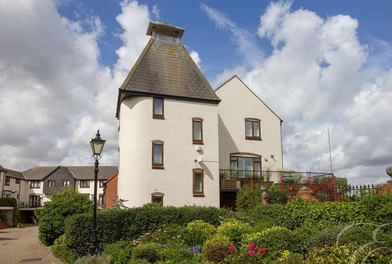 3 Bedrooms Town House for sale in Maltings Wharf, Manningtree
