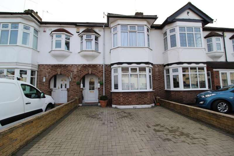 3 Bedrooms Terraced House for sale in Newbury Gardens, Upminster, Essex, RM14