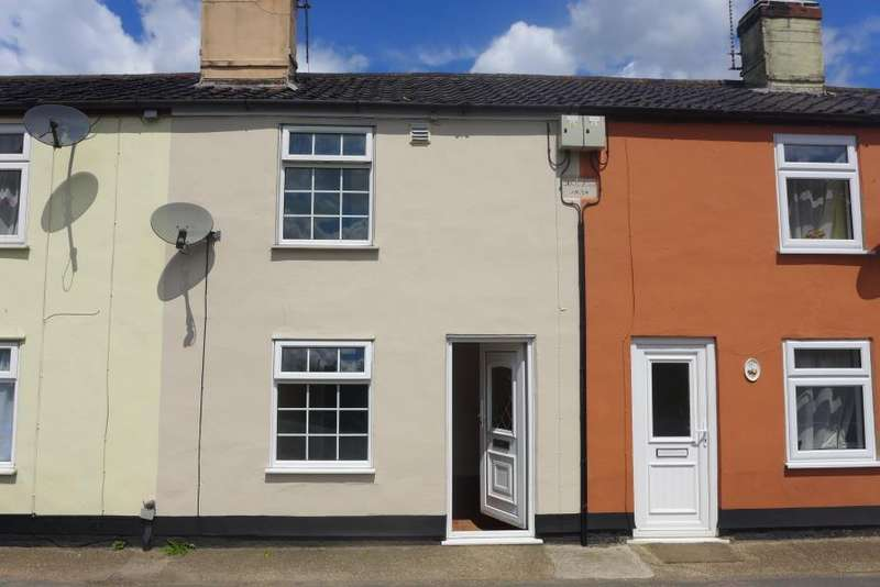 2 Bedrooms Terraced House for rent in Beccles Road, Bungay