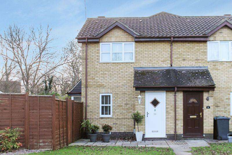 1 Bedroom Terraced House for sale in Devoil Close, Guildford