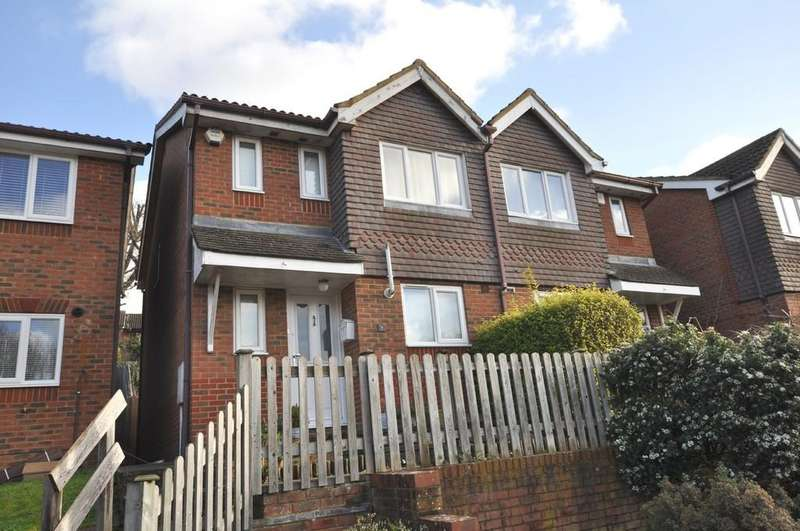 3 Bedrooms Semi Detached House for sale in Turner Close , Guildford