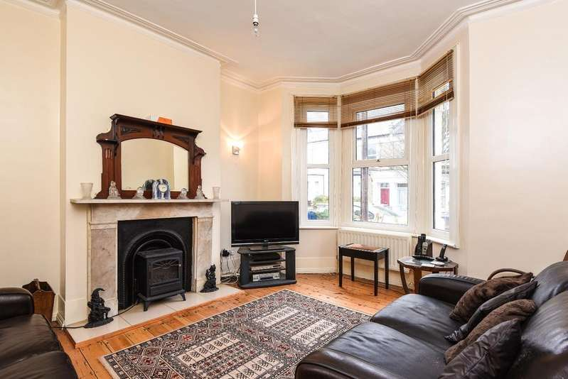 3 Bedrooms Terraced House for sale in Oswyth Road Camberwell SE5