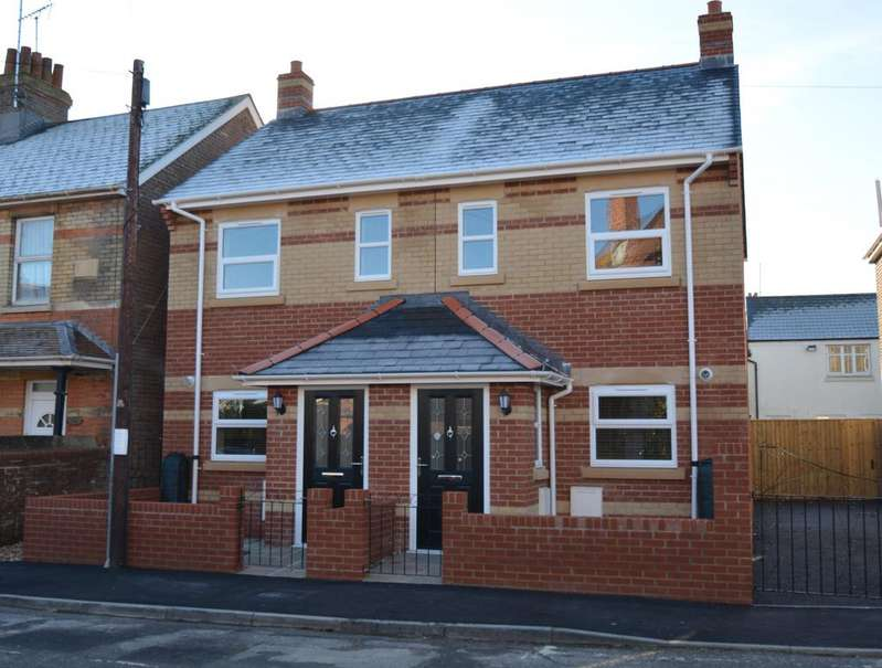 2 Bedrooms Semi Detached House for sale in Dorchester DT1