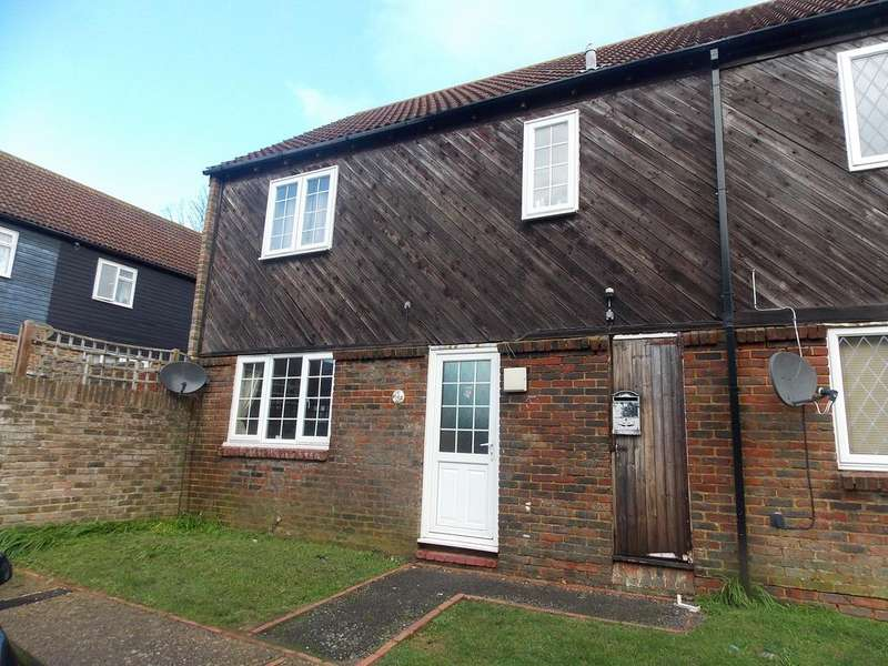 3 Bedrooms End Of Terrace House for sale in Trafalgar Close, Peacehaven, East Sussex