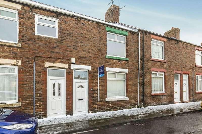 2 Bedrooms Terraced House for sale in Barrington Terrace, Ferryhill, DL17