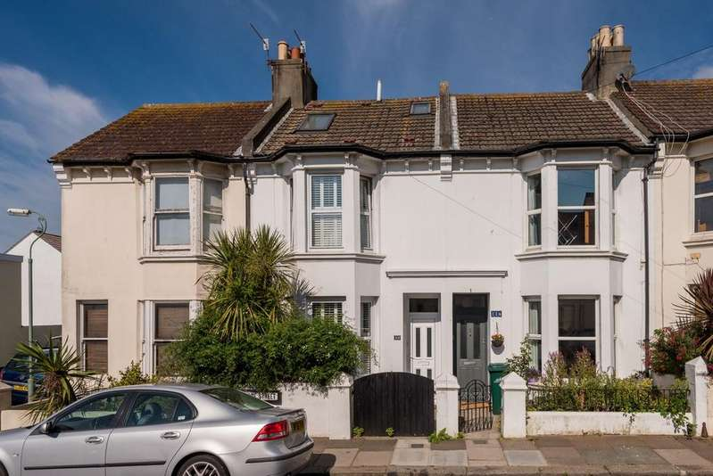 3 Bedrooms Terraced House for sale in Westbourne Street, Hove BN3