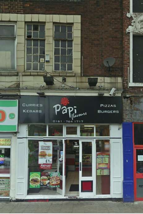 Commercial Property for sale in Papi Flavours Haymarket Street, Bury, BL9