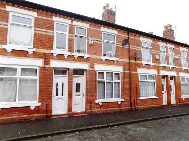 3 Bedrooms Terraced House for sale in Albert Avenue, Manchester