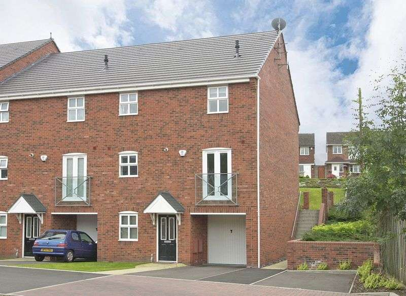 2 Bedrooms Property for sale in Crownoakes Drive, Wordsley