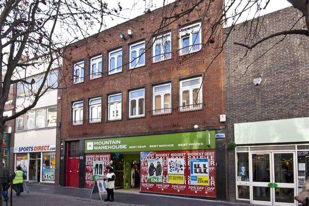 2 Bedrooms Flat for sale in Pearl House 67 Broad Street Worcester WR1
