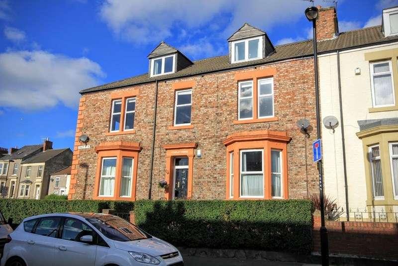 2 Bedrooms Maisonette Flat for sale in Stanley Street West, North Shields, North Shields, Tyne & Wear, NE29 6RG