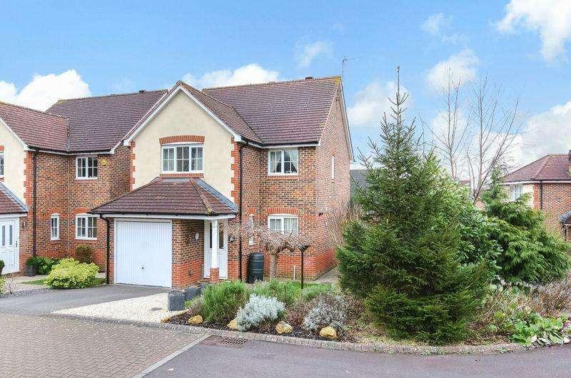 4 Bedrooms Detached House for sale in Newhurst Park, Trowbridge