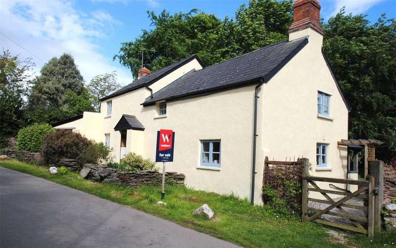 3 Bedrooms Detached House for sale in Brompton Ralph, Nr Wiveliscombe
