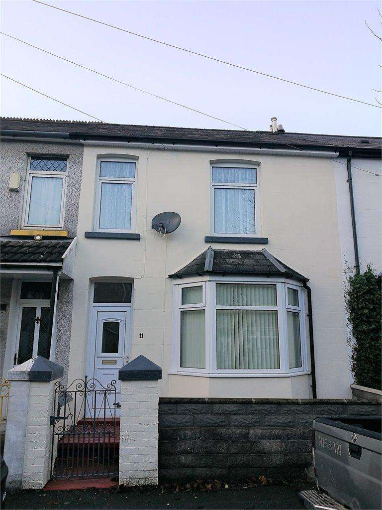 3 Bedrooms Terraced House for rent in 11 Alexandra Road, Treforest, Pontypridd, Rhondda, Cynon, Taff, CF37 1BN