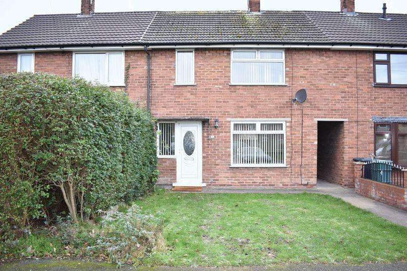2 Bedrooms Terraced House for sale in Ffordd Y Morfa, Abergele